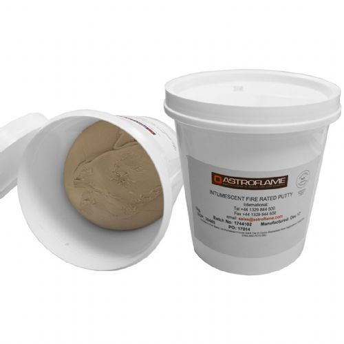 Fire Resistant Putty